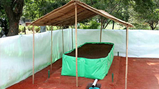 Vermicompost Bed Manufacturer